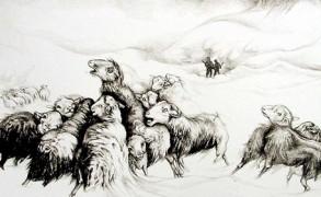 """Sue Coe: Art of the Animal"""