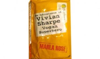 "Book Review: ""The Adventures of Vivian Sharpe, Vegan Superhero"" by Marla Rose"