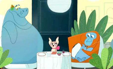 "New Animated Series ""VegToons"" Advocates Veganism"
