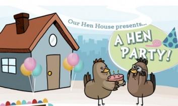 A Hen Party!
