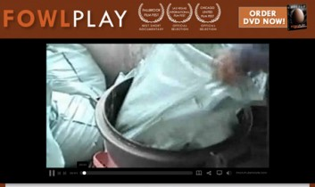 """Fowl Play"" Chosen for New York International Film Festival"