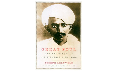 Book Review Great Soul Mahatma Gandhi And His Struggle With India