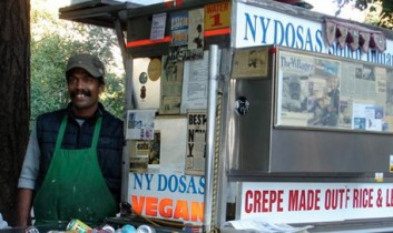 Our Hen House Talks to the Dosa Man
