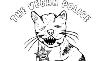 Our Hen House Talks to The Vegan Police