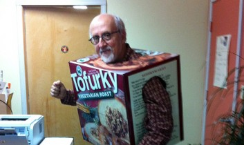 "Our ""Tofurky Trot"" Is Raising Money for The Cinnamon Snail to Feed Hurricane Sandy Victims Free Vegan Food"