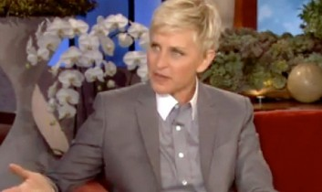 """Dear Ellen: Let Us Tell You Something About """"Happy"""""""