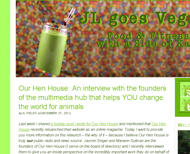 jlgoesvegan-press