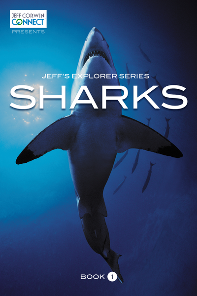 "Book Review: ""Jeff Corwin's Explorer Series: Sharks"""