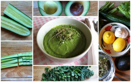 GreenSoupCollage