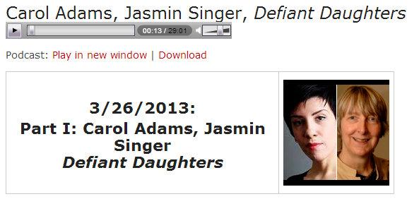 130326 ResponsibleEatingAndLiving Defiant Daughters