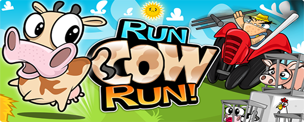 "It's Like Super Mario Brothers for Animal Activists: ""Run Cow Run"" Virtually Saves Lives"