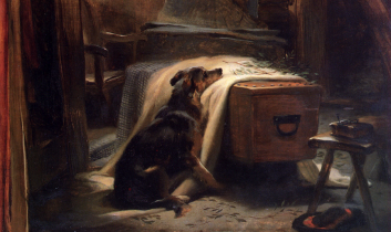 More than a Painting: The Old Shepherd's Chief Mourner and the Seeds of Early Animal Advocacy