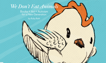 "Book Review: ""V is for Vegan: The ABCs of Being Kind"" by Ruby Roth"