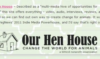 what i VEGAN: Media Mania (A Vegan Resource Round-Up)
