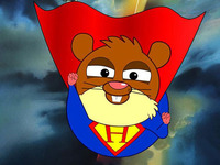 Hamstrong: The Animated Hamster Who Wants Freedom