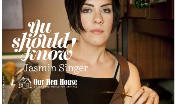 YumUniverse: YU Should Know: Jasmin Singer from Our Hen House