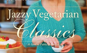 "Need Some Jazz Hands in the Kitchen? ""Jazzy Vegetarian Classics"" Cookbook Author Laura Theodore Is Here to Help"
