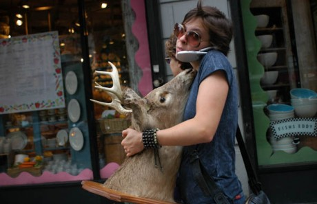 McArthur,_Deer_in_the_City