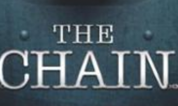 "Excerpt from the New Novel, ""The Chain,"" PLUS a Giveaway"