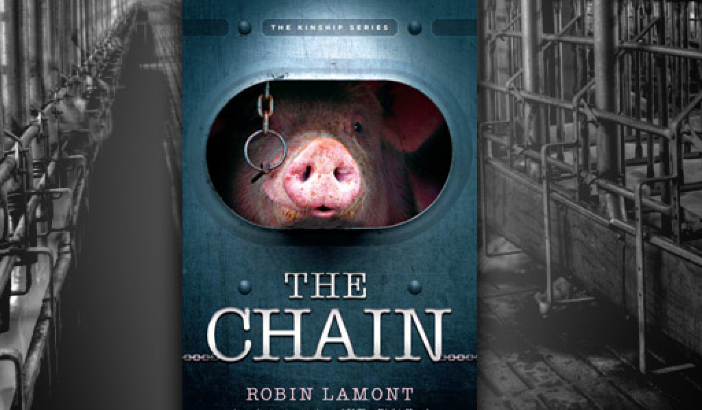 "Flock Only: BONUS Excerpt from the New Novel, ""The Chain,"" PLUS an ADDITIONAL Giveaway"