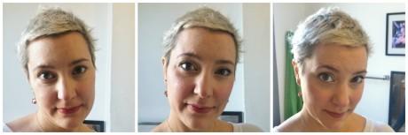 Danielle Legg's Make-Up Face