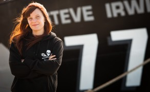 """You're Lucky to Love What You Do"": My Journeys On and Off the Sea Shepherd's Steve Irwin"