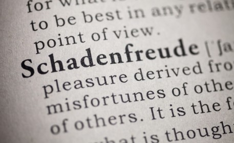 Schadenfreude, Defensiveness, and Those Who Rebel