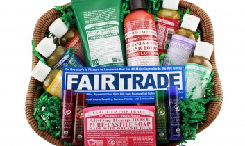 Flock Only: Dr. Bronner's Gift Basket Giveaway