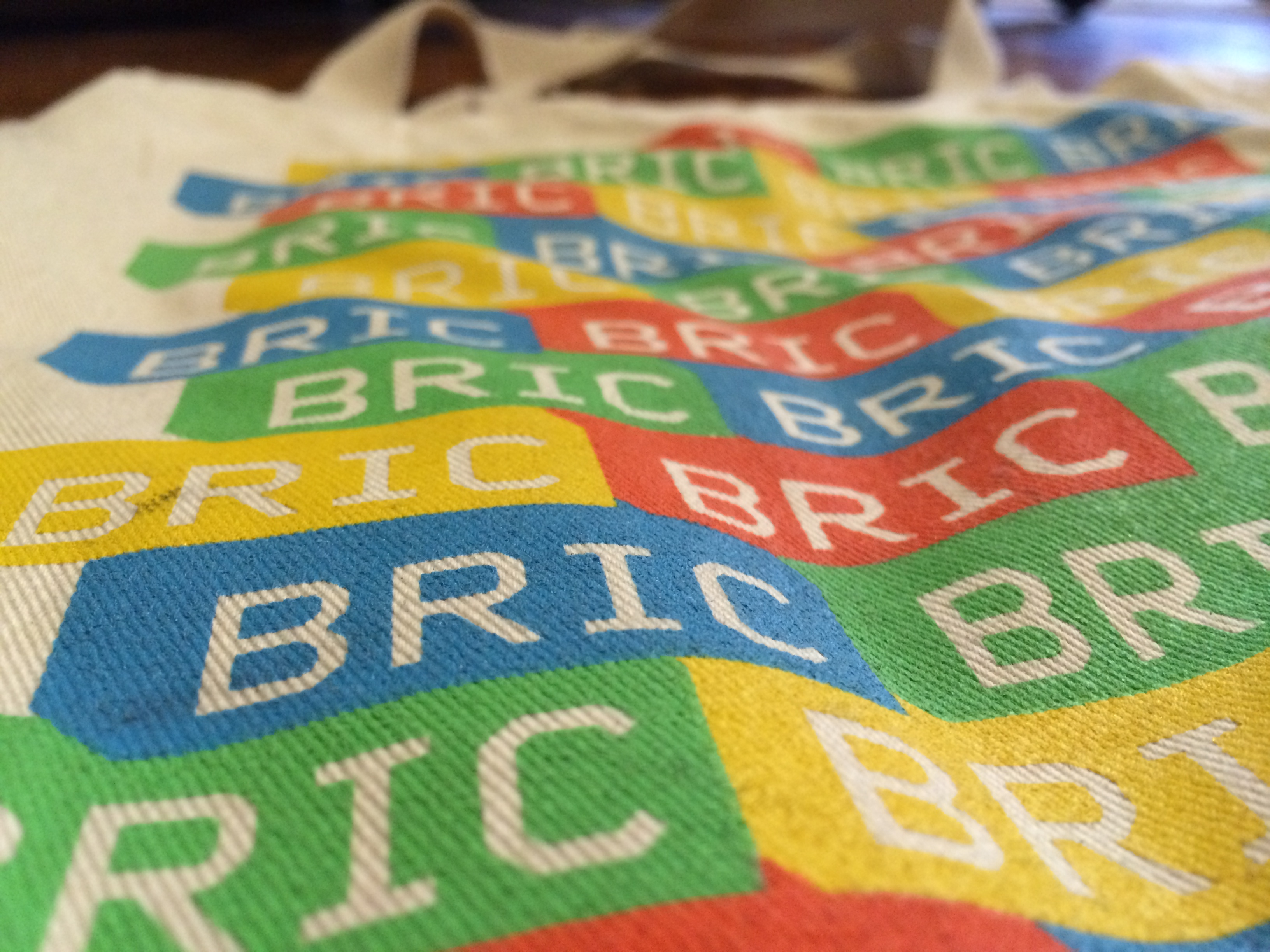 Flock Only: GIVEAWAY of BRIC Tote Bag — and Your Thoughts Wanted!