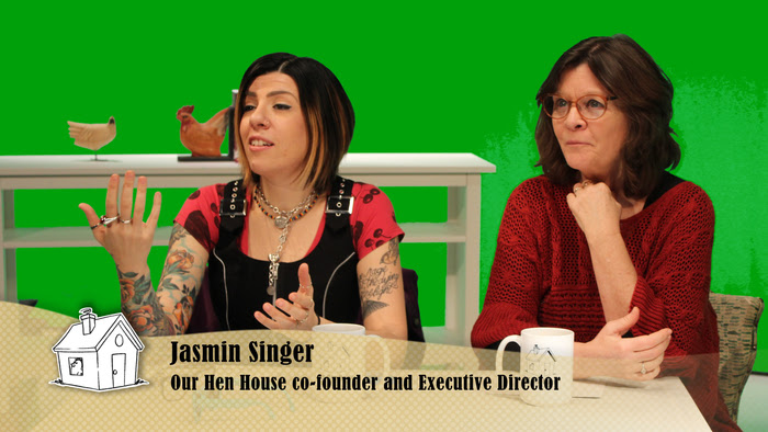 Episodes 1 and 2 of the New Our Hen House TV Show Are Now Viewable Online!