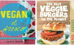 "Flock Doc: 5 Fab Mid-Summer Gifts for Not-Yet-Vegans (Plus a Giveaway of ""It's Easy to Start Eating Vegan"" & a Recipe!)"