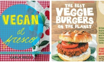 """Flock Doc: 5 Fab Mid-Summer Gifts for Not-Yet-Vegans (Plus a Giveaway of """"It's Easy to Start Eating Vegan"""" & a Recipe!)"""