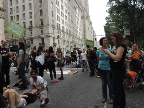 Climate March Photo #2