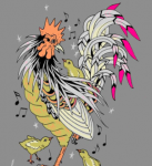 No Tricks! These Tees are Treats! New Our Hen House T-Shirt from Vaute Couture!