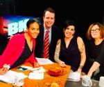 Squawking about Vegan Thanksgiving on TV
