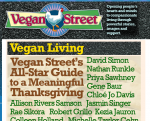 Vegan Street: All-Star Guide to a Meaningful Thanksgiving