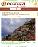 """July Lookout: Enjoy a Weeklong Vegan Vacation in Southern Italy"" from Ecorazzi"