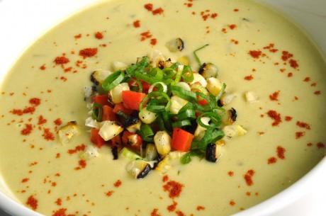 Zucchini Corn Chowder72