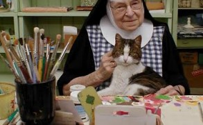 3 Ways a 92-Year-Old Nun and Her Cat Taught Me To Live Every Day to the Fullest