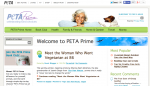 """Meet the Woman Who Went Vegetarian at 86"" from PETA Prime"