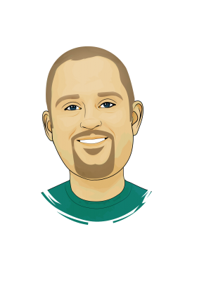 Illustration of Che Green from Faunalytics