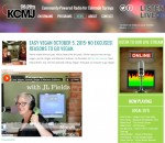 """Easy Vegan October 5, 2015: No Excuses! Reasons to o Vegan"" from Easy Vegan / KCMJ Radio"