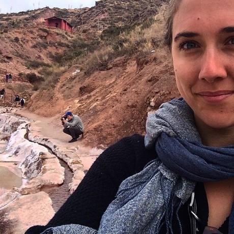 Dana Roberts, the Plant Based Traveler