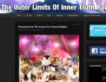 """""""Championing The Cause For Animal Rights"""" from The Outer Limits of Inner Truth Radio"""