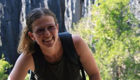 Wendy Werneth, the Nomadic Vegan