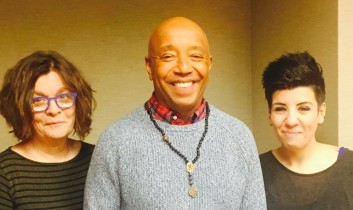 "Episode 314: Russell Simmons on ""The Happy Vegan,"" Plus a Musical Update with Michael Harren, and Robin Lamont"