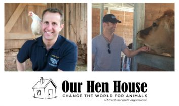 Episode 351: Paul Shapiro of The Humane Society of the United States, and Philanthropist Ariel Nessel