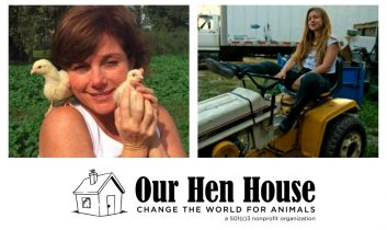Episode 356: Adit Romano of Freedom Farm Sanctuary, and Anna Starostinetskaya of VegNews