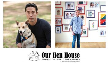 Episode 357: Marc Ching of the Animal Hope & Wellness Foundation, and Ben Freedland of ZINK