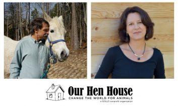 Episode 358: Bruce A. Wagman on Horses, and Author Midge Raymond